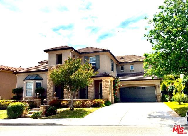 26961 Granite Ridge Court, Valencia, CA 91381 (MLS #19465138) :: The John Jay Group - Bennion Deville Homes