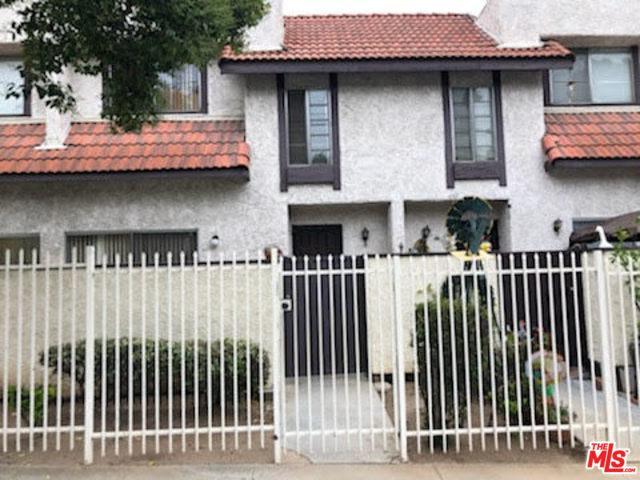 12330 Osborne Street #8, Pacoima, CA 91331 (MLS #19465368) :: The Jelmberg Team