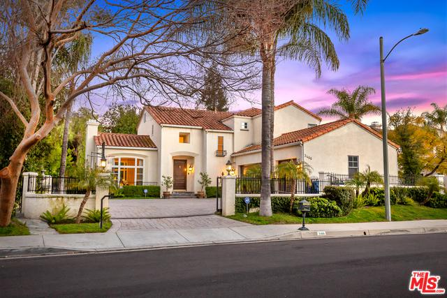 3466 Consuelo Drive, Calabasas, CA 91302 (MLS #19465586) :: Hacienda Group Inc