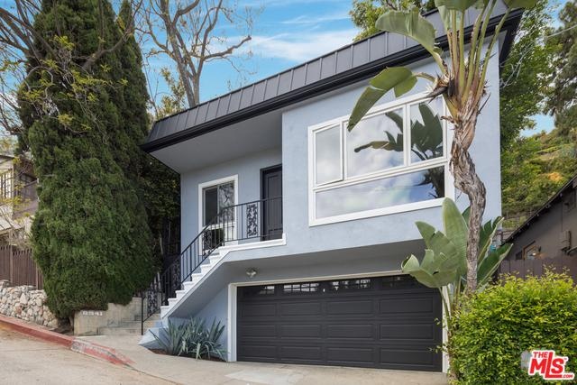 8541 Ridpath Drive, Los Angeles (City), CA 90046 (MLS #19465868) :: Deirdre Coit and Associates