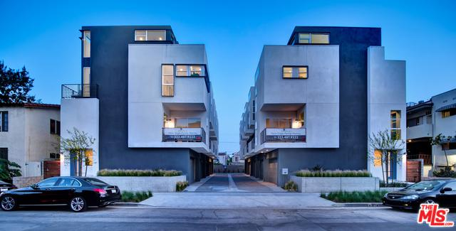 8406 W Blackburn Avenue, Los Angeles (City), CA 90048 (MLS #19466114) :: The Jelmberg Team