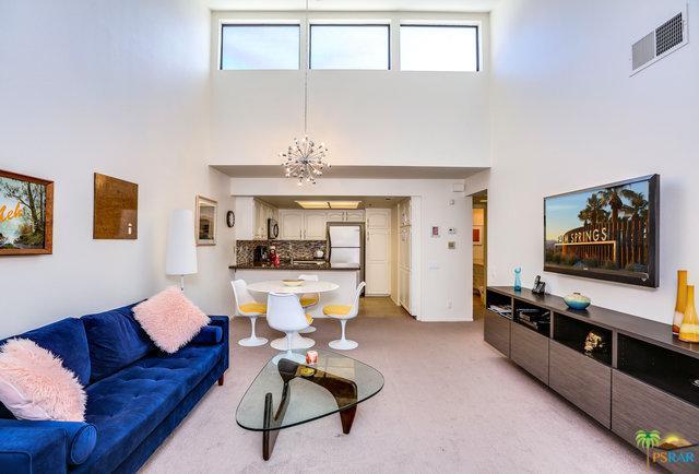 500 E Amado #215, Palm Springs, CA 92264 (MLS #19466192PS) :: Brad Schmett Real Estate Group