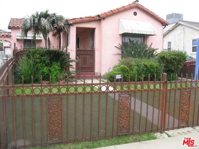 9141 S Halldale Avenue, Los Angeles (City), CA 90047 (MLS #19466320) :: Hacienda Group Inc