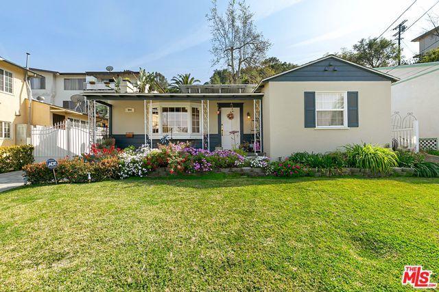 844 Green Street, Glendale, CA 91205 (MLS #19466758) :: Hacienda Group Inc
