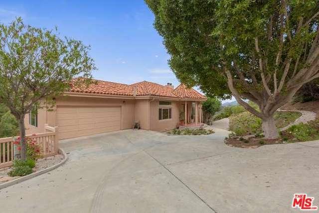 2608 Hodgson Circle Drive, Topanga, CA 90290 (MLS #19466806) :: Hacienda Group Inc