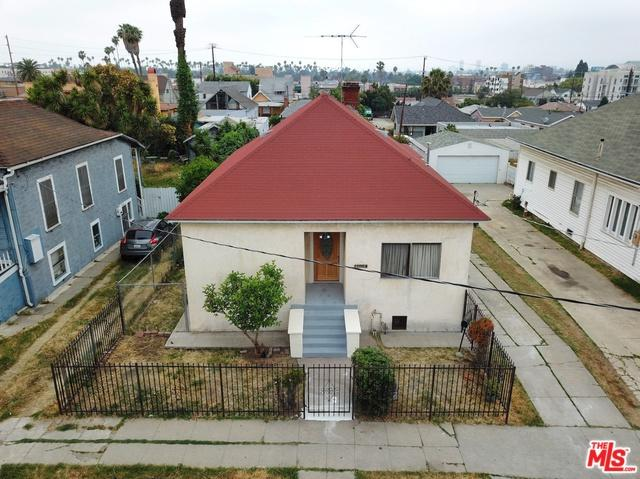 1129 S Harvard, Los Angeles (City), CA 90006 (MLS #19466890) :: The Jelmberg Team