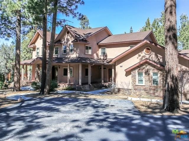 1530 Alderwood Court, Big Bear, CA 92314 (MLS #19466958PS) :: The Jelmberg Team