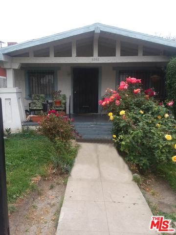 1501 W 58th Street, Los Angeles (City), CA 90062 (MLS #19466972) :: Hacienda Group Inc