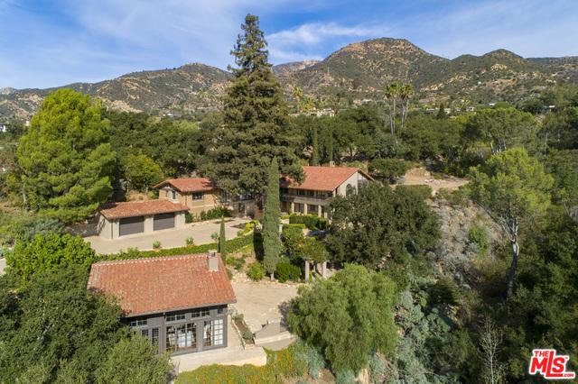 740 Coyote Road, Santa Barbara, CA 93108 (MLS #19466990) :: Hacienda Group Inc