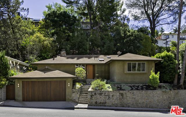 3100 N Beachwood Drive, Los Angeles (City), CA 90068 (MLS #19467048) :: The Jelmberg Team