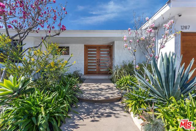 1287 Casiano Road, Los Angeles (City), CA 90049 (MLS #19467132) :: Deirdre Coit and Associates