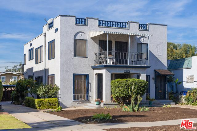 1941 S Bronson Avenue, Los Angeles (City), CA 90018 (MLS #19467238) :: Hacienda Group Inc