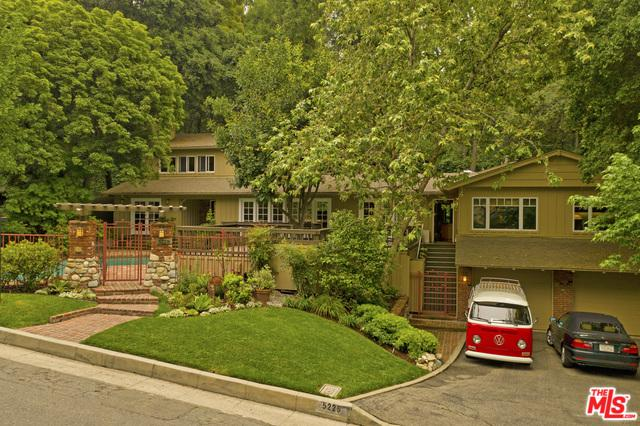 5228 Palm Drive, La Canada Flintridge, CA 91011 (MLS #19467318) :: The John Jay Group - Bennion Deville Homes