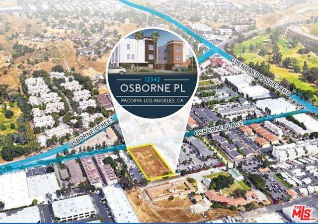 12342 Osborne Place, Pacoima, CA 91331 (MLS #19467418) :: The Jelmberg Team