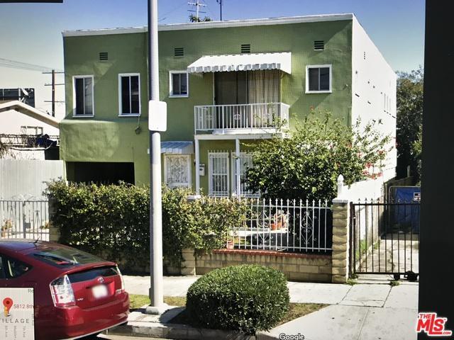 5812 8th Avenue, Los Angeles (City), CA 90043 (MLS #19467458) :: The John Jay Group - Bennion Deville Homes