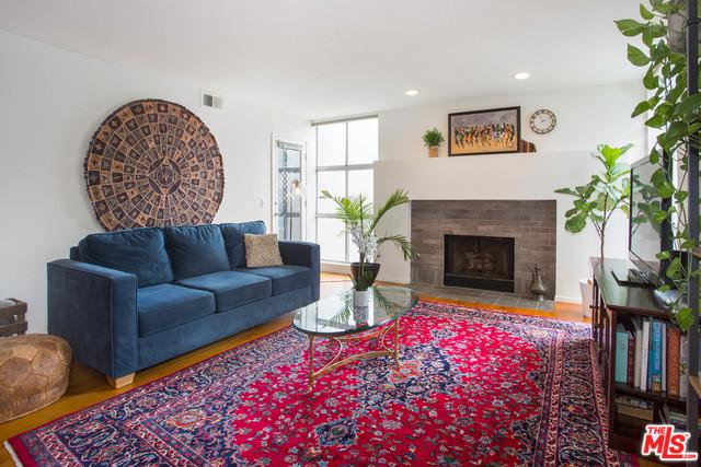 850 S Shenandoah Street #105, Los Angeles (City), CA 90035 (MLS #19467492) :: The Jelmberg Team