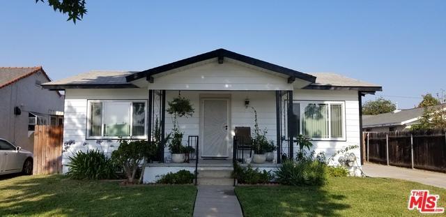 1604 S Ethel Avenue, Alhambra, CA 91803 (MLS #19467560) :: The John Jay Group - Bennion Deville Homes