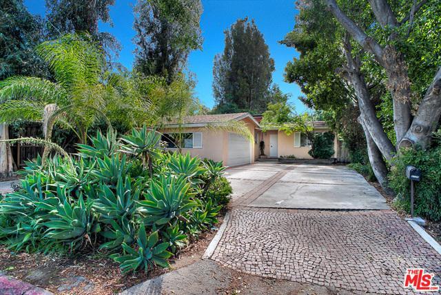 4735 Libbit Avenue, Encino, CA 91436 (MLS #19467746) :: The Jelmberg Team