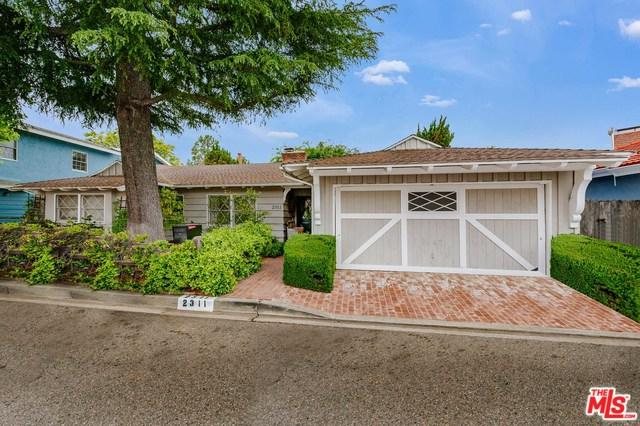 2311 Donella Circle, Los Angeles (City), CA 90077 (MLS #19467792) :: Deirdre Coit and Associates