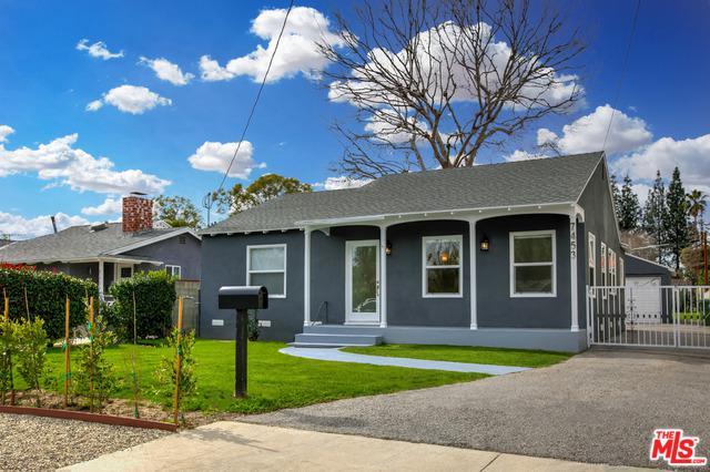 7543 Jordan Avenue, Canoga Park, CA 91303 (MLS #19467936) :: The John Jay Group - Bennion Deville Homes