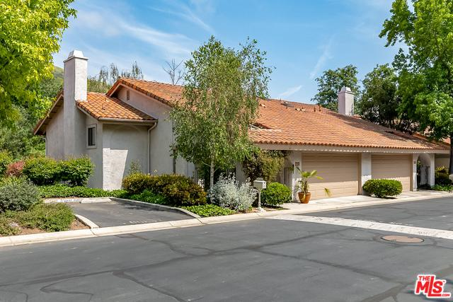 766 N Valley Drive, Westlake Village, CA 91362 (MLS #19468026) :: The John Jay Group - Bennion Deville Homes