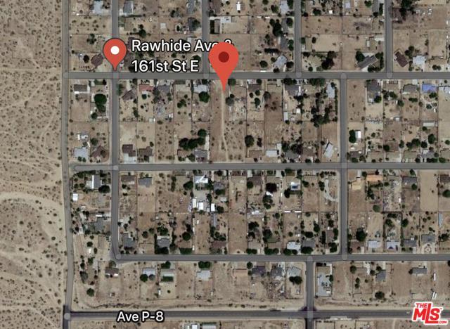 0 Rawhide, Lake Los Angeles, CA 93591 (MLS #19468126) :: Deirdre Coit and Associates