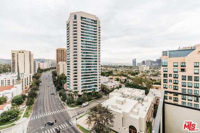 10535 Wilshire Boulevard Ph 7, Los Angeles (City), CA 90024 (MLS #19468164) :: The Jelmberg Team