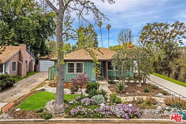 4843 Stern Avenue, Sherman Oaks, CA 91423 (MLS #19468276) :: Bennion Deville Homes