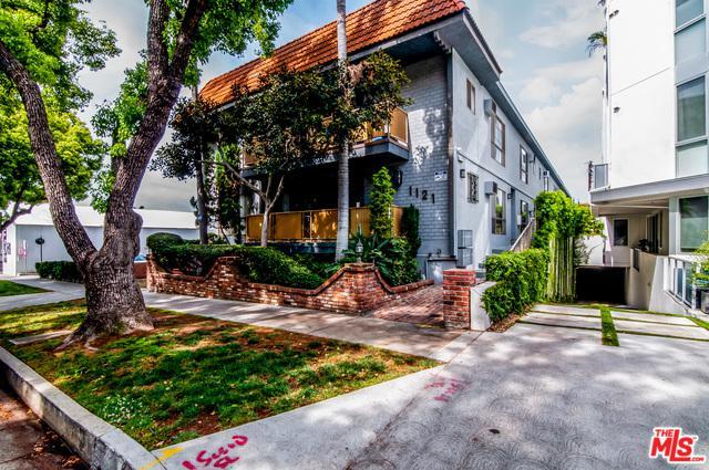 1121 N Kings Road #9, West Hollywood, CA 90069 (MLS #19468290) :: Bennion Deville Homes