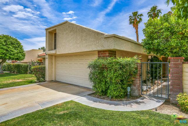 7551 Paseo Azulejo, Palm Springs, CA 92264 (MLS #19468540PS) :: The Jelmberg Team