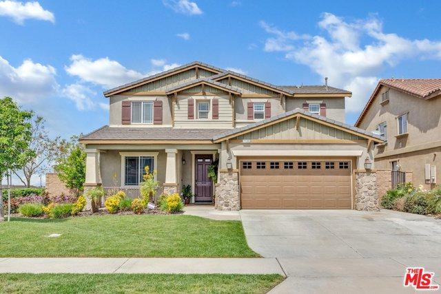 7130 Springtime Avenue, Fontana, CA 92336 (MLS #19468542) :: The John Jay Group - Bennion Deville Homes