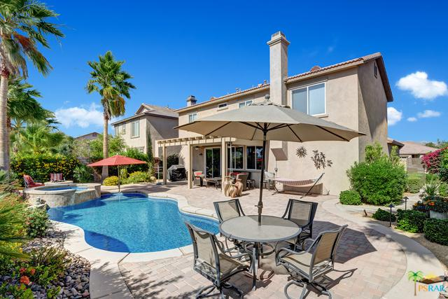 43247 Fiore Street, Indio, CA 92203 (MLS #19468740PS) :: The John Jay Group - Bennion Deville Homes