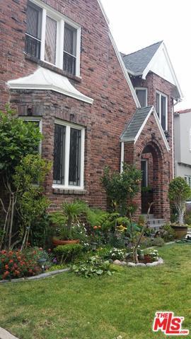 1053 S Mansfield Avenue, Los Angeles (City), CA 90019 (MLS #19468766) :: Hacienda Group Inc