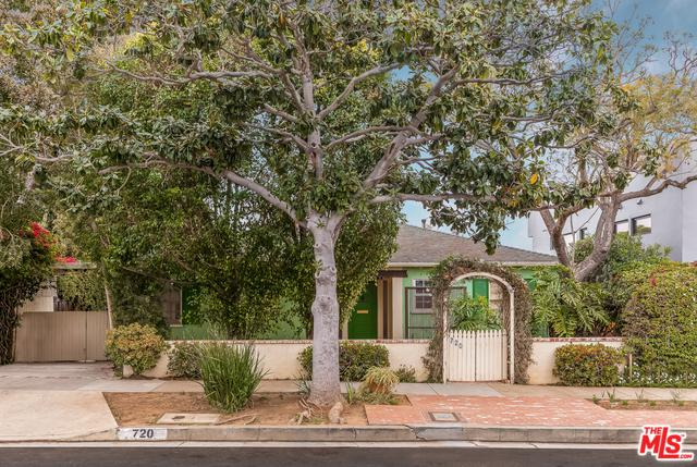 720 El Medio Avenue, Pacific Palisades, CA 90272 (MLS #19468796) :: The Jelmberg Team