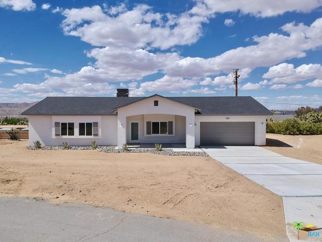 56610 Free Gold Drive, Yucca Valley, CA 92284 (MLS #19468856PS) :: The Jelmberg Team