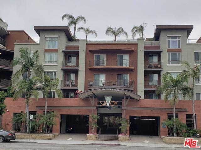 100 S Alameda Street #275, Los Angeles (City), CA 90012 (MLS #19468882) :: The Jelmberg Team