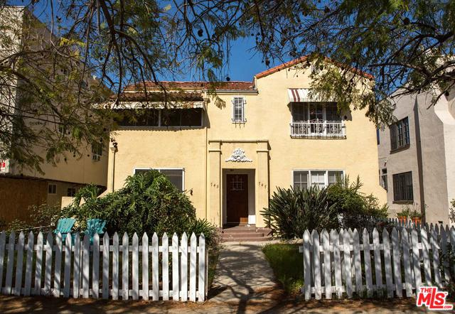 745 N Croft Avenue, Los Angeles (City), CA 90069 (MLS #19468960) :: The John Jay Group - Bennion Deville Homes