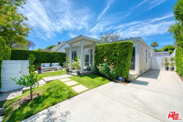 513 Norwich Drive, West Hollywood, CA 90048 (MLS #19468986) :: The Jelmberg Team