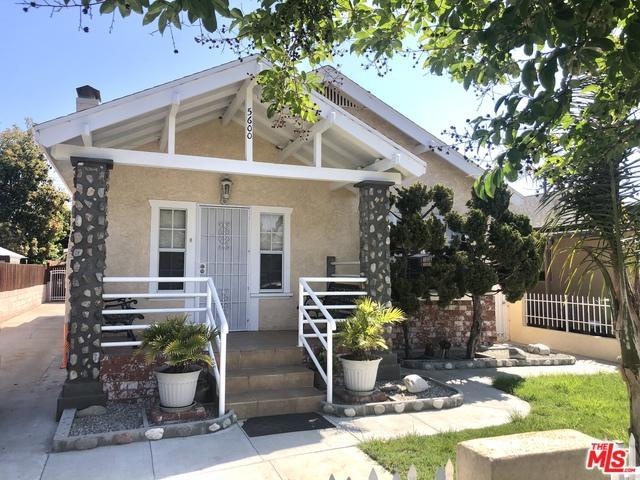 5600 Smiley Drive, Los Angeles (City), CA 90016 (MLS #19469088) :: Bennion Deville Homes