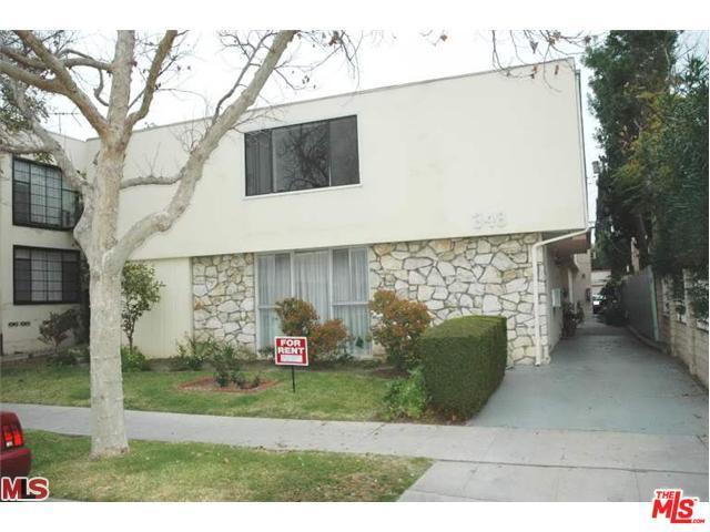 348 S Rexford Drive #3, Beverly Hills, CA 90212 (MLS #19469132) :: Bennion Deville Homes
