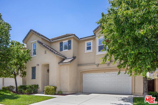 17685 Medley Ridge Drive, Canyon Country, CA 91387 (MLS #19469286) :: Deirdre Coit and Associates