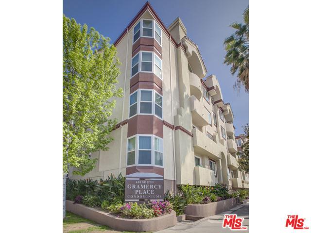 620 S Gramercy Place #212, Los Angeles (City), CA 90005 (MLS #19469346) :: The Jelmberg Team
