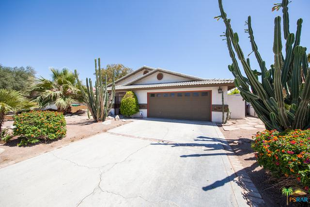 68435 Tachevah Drive, Cathedral City, CA 92234 (MLS #19469428PS) :: The Jelmberg Team