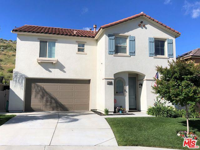 17356 Dove Willow Street, Canyon Country, CA 91387 (MLS #19469604) :: The John Jay Group - Bennion Deville Homes