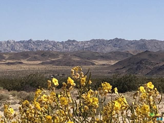 632 Sonora Way, Joshua Tree, CA 92252 (MLS #19469842PS) :: Brad Schmett Real Estate Group