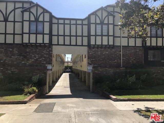 824 S Stoneman Avenue #11, Alhambra, CA 91801 (MLS #19470328) :: The John Jay Group - Bennion Deville Homes