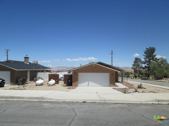 74698 Serrano Drive, 29 Palms, CA 92277 (MLS #19470448PS) :: The John Jay Group - Bennion Deville Homes