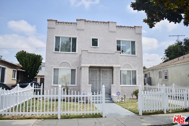 6057 Dennison Street, Los Angeles (City), CA 90022 (MLS #19470516) :: The John Jay Group - Bennion Deville Homes