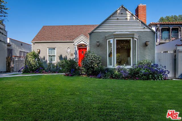 330 N Martel Avenue, Los Angeles (City), CA 90036 (MLS #19470560) :: The John Jay Group - Bennion Deville Homes