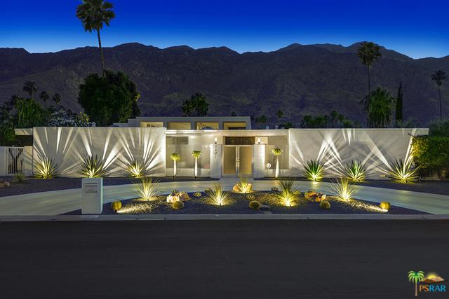 2401 S Yosemite Drive, Palm Springs, CA 92264 (MLS #19470622PS) :: The John Jay Group - Bennion Deville Homes